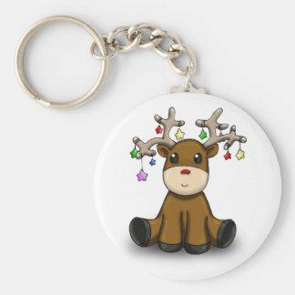 Deers Key Ring