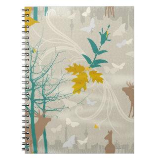 Deer's Life Notebooks