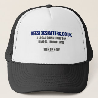 DEESIDE SKATERS GOODIES TRUCKER HAT