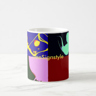 DeeSignstyle Logo Mugs