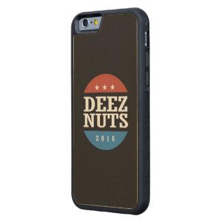 DEEZ NUTS 2016 MAPLE iPhone 6 BUMPER