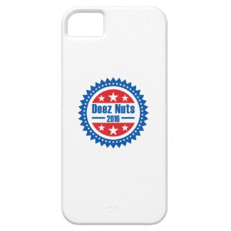 Deez Nuts For President Phone Case