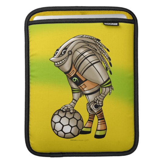DEEZER ALIEN MONSTER ROBOT  iPad  Horizontal iPad Sleeve