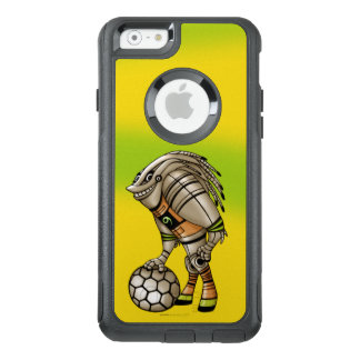 DEEZER ALIEN MONSTER UFO Apple iPhone 6/6s  C S Bl OtterBox iPhone 6/6s Case
