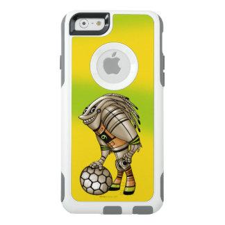 DEEZER ALIEN MONSTER UFO Apple iPhone 6/6s  C S W
