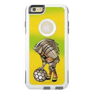 DEEZER ALIEN MONSTER UFO Apple iPhone 6 Plus  CS W OtterBox iPhone 6/6s Plus Case