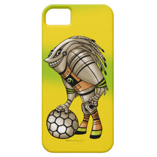 DEEZER ALIEN ROBOT iPhone SE + iPhone 5/5S  BT Case For The iPhone 5