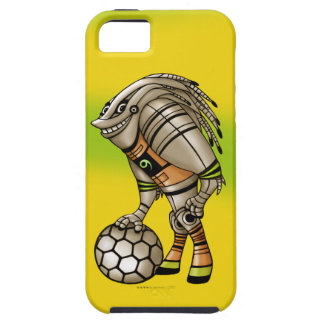 DEEZER ALIEN ROBOT iPhone SE + iPhone 5/5S  TOUGH iPhone 5 Cases