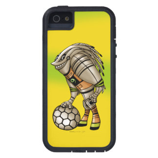 DEEZER ALIEN ROBOT iPhone SE + iPhone 5/5S  TX iPhone 5 Case