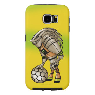 DEEZER ALIEN ROBOT Samsung Galaxy S6 TOUGH Samsung Galaxy S6 Cases