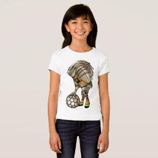 DEEZER ROBOT ALIEN  Bella+Canvas Fitted T-Shirt