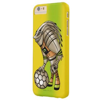 DEEZER ROBOT ALIEN MONSTER Mate BarelyThere iPhone Barely There iPhone 6 Plus Case