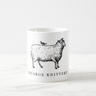 Defarge Knittery Mug