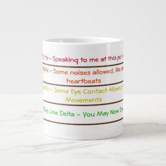 Defcon Coffee Mug