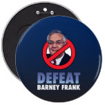Defeat Barney Frank Buttons