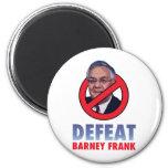 Defeat Barney Frank Magnet