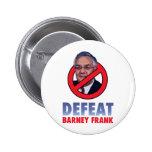 Defeat Barney Frank Pins