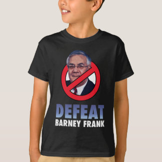 Defeat Barney Frank T-Shirt