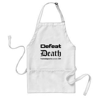 Defeat Death Standard Apron