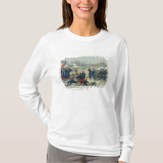 Defeat of the Rebels Entrenched in the Cemetery T-Shirt
