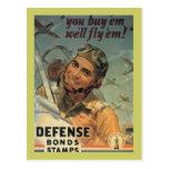 Defence Bond Stamps
