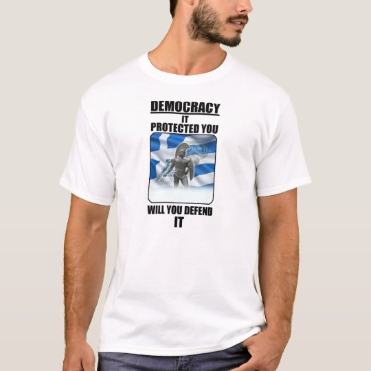 Defend Democracy T-Shirt