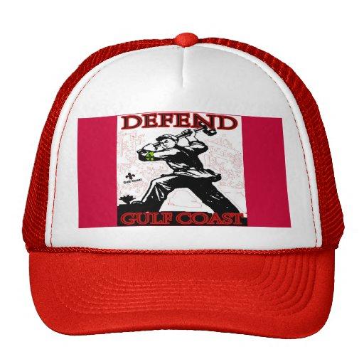Defend Gulf Coast: Oil Spill Hats
