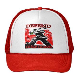 Defend Gulf Coast: Oil Spill Trucker Hat