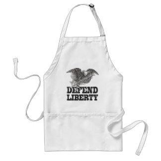 Defend Liberty Eagle Standard Apron