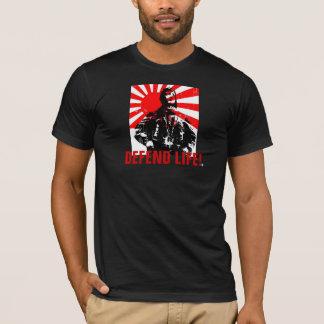 DEFEND LIFE!  Kamikaze I Edition T-Shirt