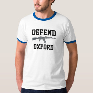 Defend Oxford t-shirt