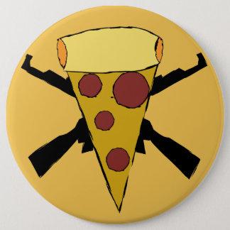 Defend Pop Punk Pizza pin