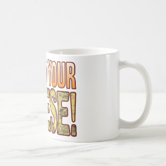 Defend Your Blue Cheese Coffee Mug