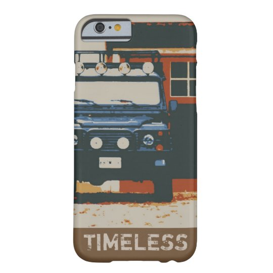 DEFENDER 90 - TIMELESS BARELY THERE iPhone 6