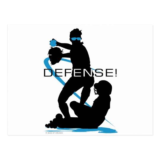 Defense2 Postcard
