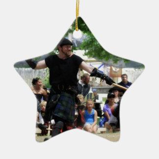 Defense Christmas Tree Ornament