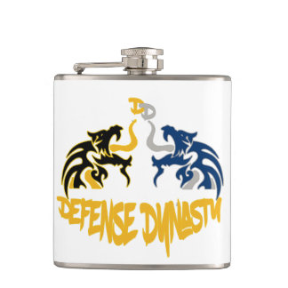 Defense Dynasty Signature Flask