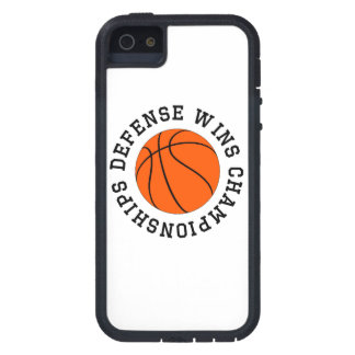 Defense Wins Championships iPhone 5 Cover