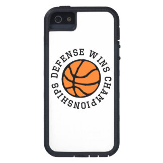 Defense Wins Championships iPhone 5 Covers