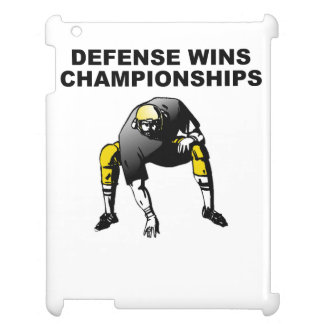 Defense Wins Championships Case For The iPad 2 3 4