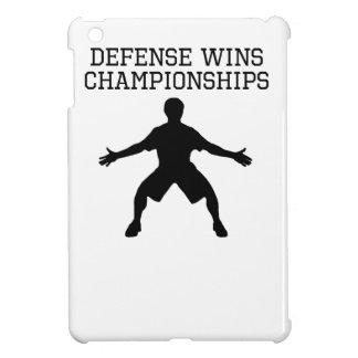 Defense Wins Championships Case For The iPad Mini