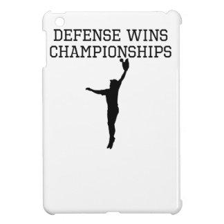 Defense Wins Championships iPad Mini Cases