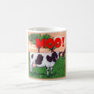 Defiant Cow Coffee Mug
