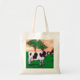 Defiant Cow Tote Bag