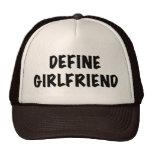 Define Girlfriend