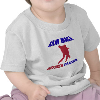 defines krav maga t-shirts