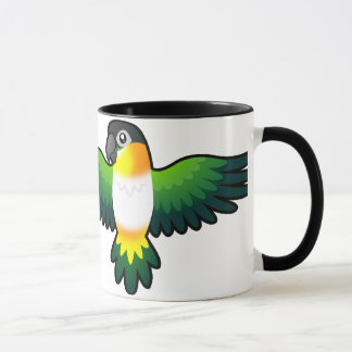 Definitely a Bird Person (Caique/Lovebird/Pionus) Mug