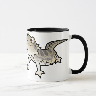 Definitely a Reptile Person (bearded dragon) Mug