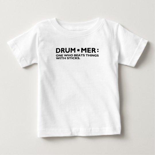 Definition of a Drummer Music Drum Sticks Rock