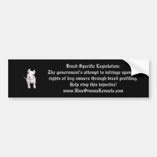 Definition of BSL Bumper Sticker--ON SALE!! Bumper Sticker